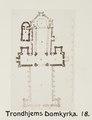 Fotografi av Trondheims domkyrka, Norge - Hallwylska museet - 105811.tif