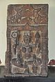 Four-armed Goddess - Mediaeval Period - Chaumuhan - ACCN 17-1360 - Government Museum - Mathura 2013-02-22 4733.JPG