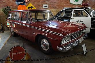 Studebaker Wagonaire - A 1964 Studebaker Daytona Wagonaire at the Four States Auto Museum in Texarkana