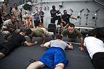 Fourth of July celebration aboard the USS Bonhomme Richard 150704-M-CX588-322.jpg