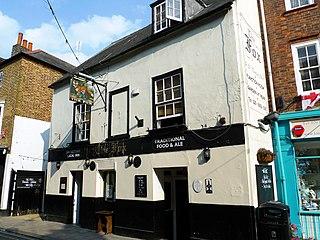 The Fox, Twickenham pub in Twickenham, London