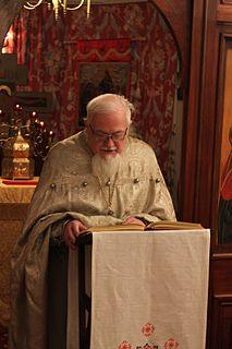Alexander Nadson Belarusian Apostelic Visitor