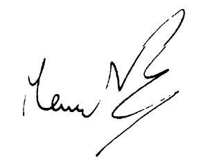 Manuel Fraga Iribarne - Image: Fraga signature