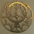 Frammento di astrolabio di manifattura ignota, sec. XIII-XIV ca. 01.JPG