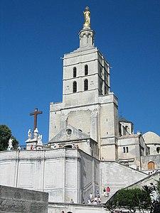 Cattedrale di Avignone - Wikipedia