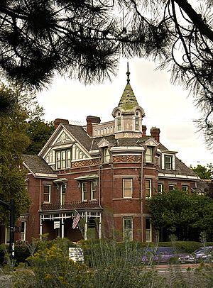 William Ward (Utah architect) - Image: Francis Armstrong House 667 E. 100 South Salt Lake City Utah 84102 USA