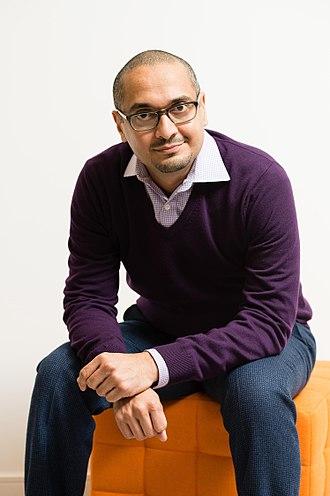 Francis deSouza - deSouza at Illumina Cambridge, 2017