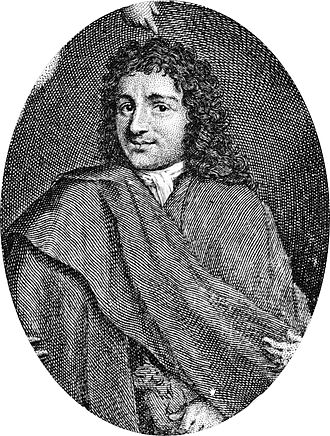 Francis van Bossuit - Francis van Bossuit (detail of a commemorative engraving by Matthys Pool after a portrait by Barent Graat)