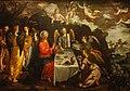 Francisco Pacheco - Le Christ servi par les anges dans le désert.jpg
