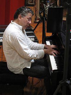 Franck Amsallem French jazz pianist, arranger, composer and singer