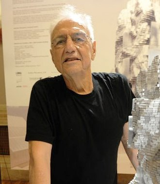 Frank Gehry - Image: Frank O. Gehry Parc des Ateliers (cropped)