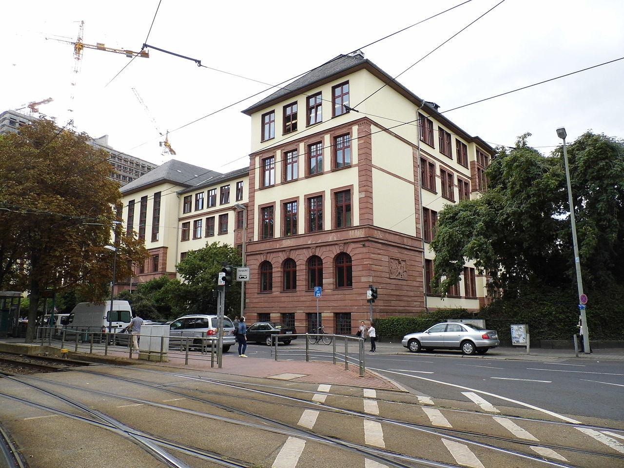 Werner Von Siemens Schule Ffm