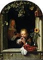 Frans van Mieris (I) - Boy Blowing Bubbles SYO CAN A 1933.jpg