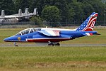 French Air Force, F-UGFF, Dassault-Dornier Alpha Jet E (35549145061).jpg