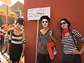 French Quarter BP Mimes Break Silence.JPG