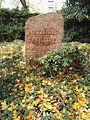 Friedhof der Dorotheenstädt. und Friedrichwerderschen Gemeinden Dorotheenstädtischer Friedhof Okt. 2016 - 17.jpg