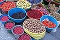 Fruits, berries and nuts in Yerevan street market.jpg