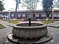 Fuente en la Plaza San Francisco en Pátzcuaro, Michoacán.jpg