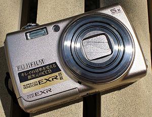 Fujifilm FinePix - Image: Fujifilm Fine Pix F200EXR01n 2550