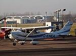 G-ENEA Cessna Skylane 182P (32336677551).jpg