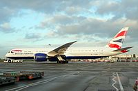 G-ZBKI - B789 - British Airways
