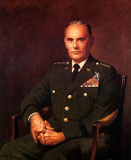 Bruce Palmer Jr. United States Army Chief of Staff