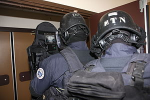 GIGN - GIGN operators in training
