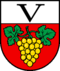 Coat of arms of Vallamand