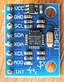 GY-521 MPU-6050 Module 3 Axis Gyroscope + Accelerometer 0487.jpg