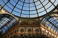 Galleria Vittorio Emanuele II - cupola 02.jpg
