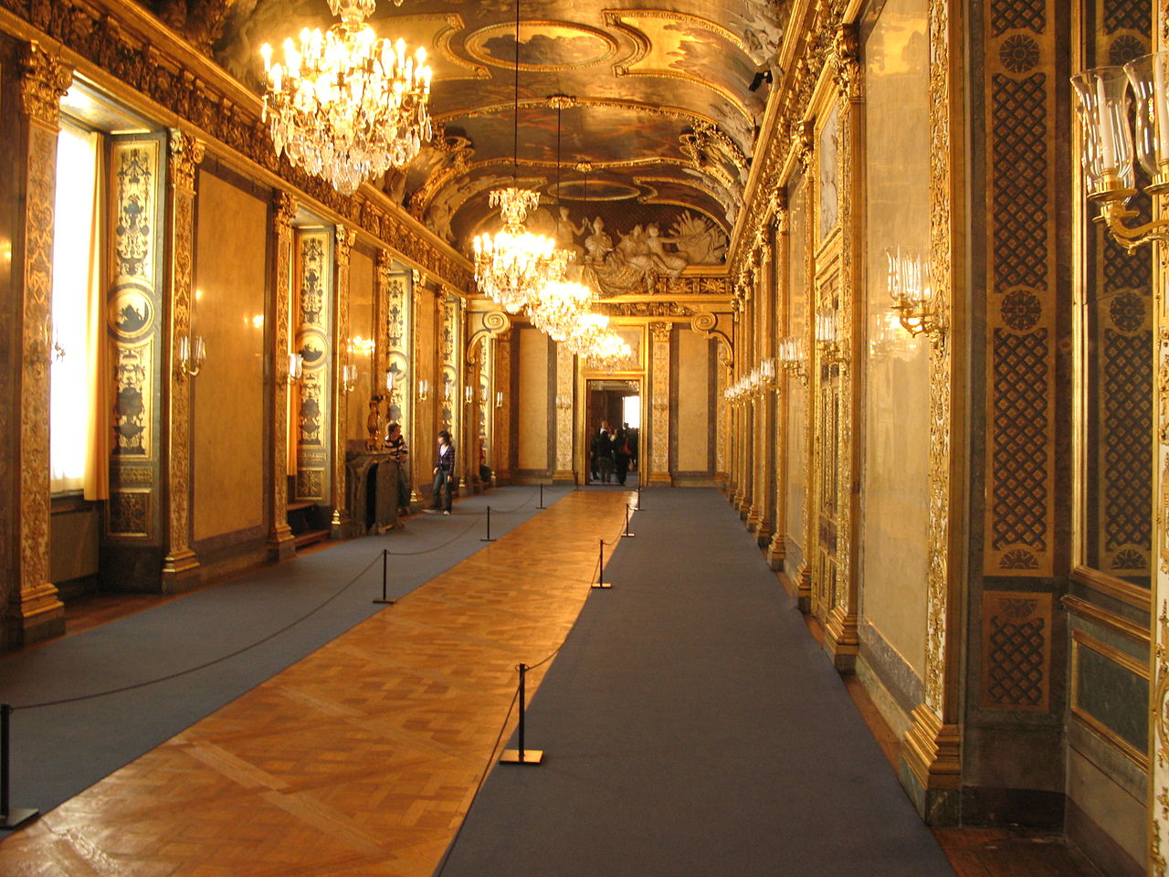 File Gallery Royal Palace Stockholm Jpg Wikimedia Commons