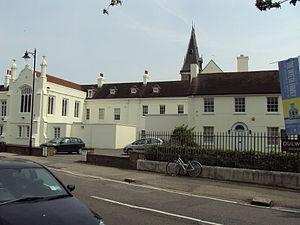 Gallery Road - Image: Gallery Road, Dulwich DSC05982