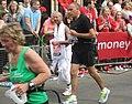 Gandhi - London Marathon 2011 (5630706084).jpg