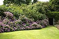 Garden border and entrance at Goodnestone Park Kent England 2.jpg