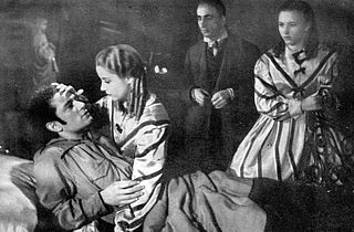 <i>A Garibaldian in the Convent</i> 1942 film
