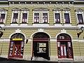 Gate. - 2 Dobó Square, Eger, 2016 Hungary.jpg