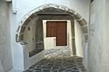 Gate from different ages, Chora of Naxos, 091379.jpg