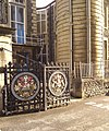 Gates to Bristol General Hospital. - panoramio.jpg