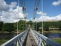 Gattonside Suspension Bridge in Roxburghshire - geograph-3573054.jpg