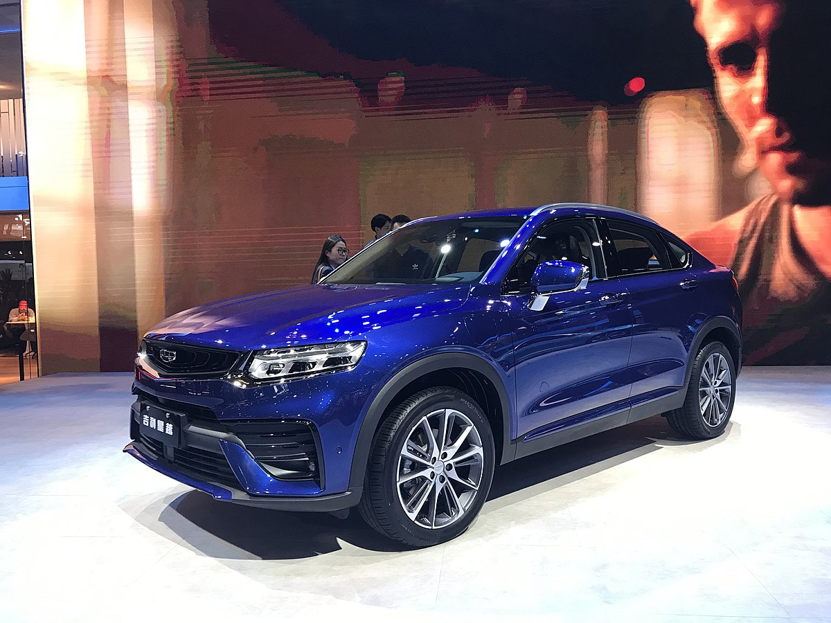 What Is A Crossover Suv >> Geely Xingyue – Wikipedia