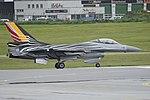 General Dynamics F-16AM 'FA-123' (29936223277).jpg