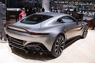 Aston Martin Vantage (2018) - Aston Martin Vantage