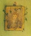 Georg Friedrich Kersting - Die Stickerin - 1. Fassung - Detail Porträt.jpg