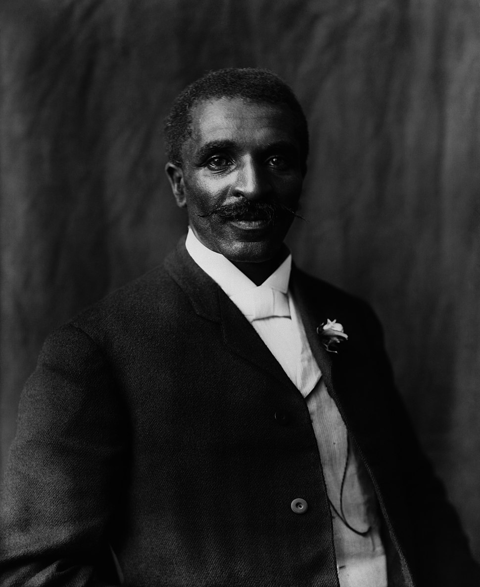 George Washington Carver by Frances Benjamin Johnston