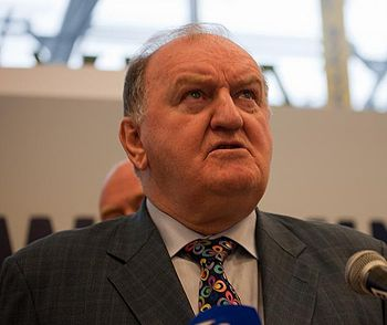 English: George Hook