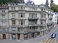 Geschäftshaus Rämistrasse 39 , Zürich.JPG