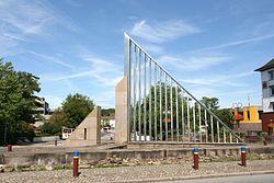 Gevelsberg - Mittelstraße - Ennepebrücke - Stadtzeichen 01.jpg