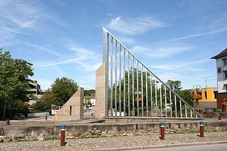 Gevelsberg - Gevelsberg - Ennepebrücke - Ennepe-bridge