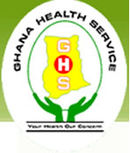 Logo of the Ghana Health Service