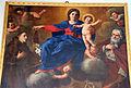 Giacinto geminiani, madonna del carmine e santi, da altare del carmine nel duomo di grosseto, 1648, 02.JPG
